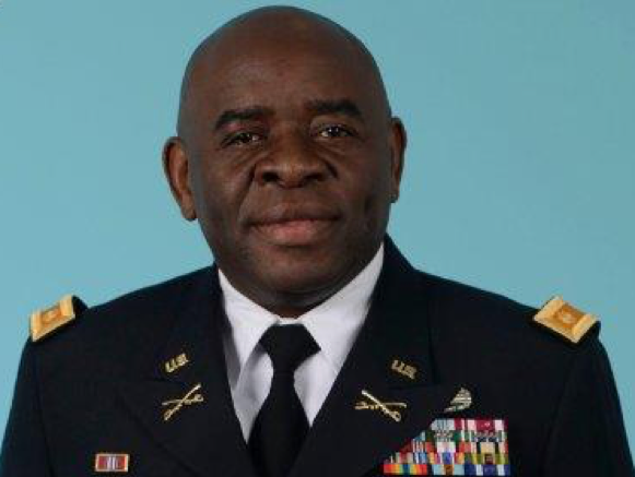 Ndiashea Ngante,<br/> Major, U.S. Army Retired